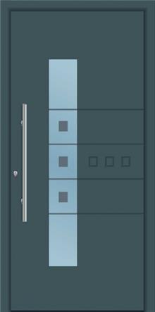 דלת כניסה דגם 1190 - טקני דור