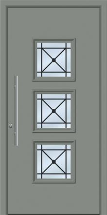 דלת כניסה דגם 1140 - טקני דור