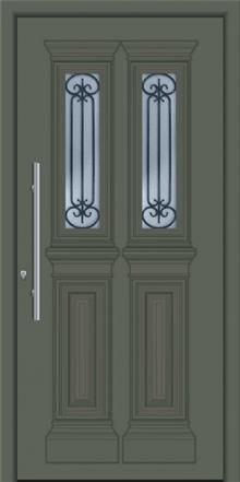 דלת כניסה דגם 1130 - טקני דור