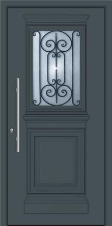 דלת כניסה דגם 1125 - טקני דור