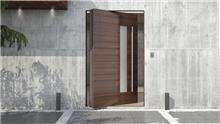 דלת כניסה דגם 1005 - טקני דור