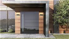 דלת כניסה דגם 1009 - טקני דור