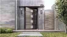 דלת כניסה דגם 1011 - טקני דור