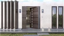 דלת כניסה דגם 1014 - טקני דור