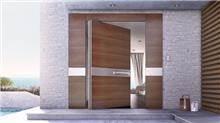 דלת כניסה דגם 1015 - טקני דור