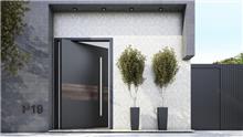דלת כניסה דגם 1016 - טקני דור