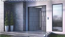 דלת כניסה דגם 1018 - טקני דור