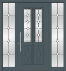 דלת כניסה 1111-2-MISA-7011 - טקני דור