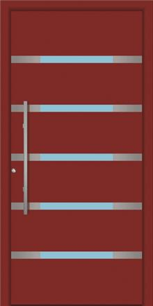 דלת כניסה 1295-RAL-3009