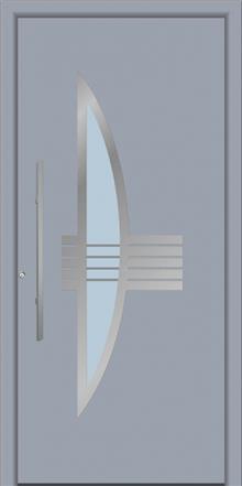 דלת כניסה 1330-RAL-7040