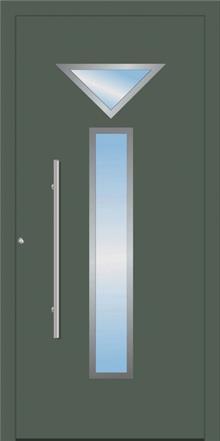 דלת כניסה 1363-RAL-7010