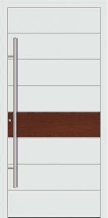 דלת כניסה 1485-white-woodd - טקני דור