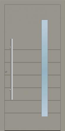 דלת כניסה 1175-RAL-7030