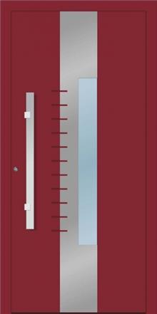 דלת כניסה 1215-RAL-3004