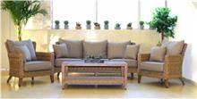 פינת ישיבה סלונית לגינה דגם ורסאיי - GARDENSALE