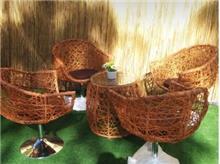 פינת ישיבה לגינה מור - GARDENSALE