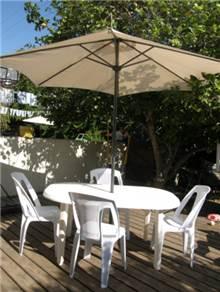 שולחן + 4 כיסאות ליאם - GARDENSALE