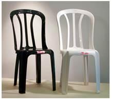 6 כיסאות כתר דגם קלאב - GARDENSALE