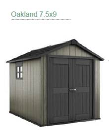 מחסן אוקלנד 759 - GARDENSALE