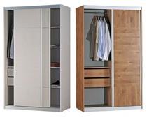 ארון הזזה 2 דלתות דגם 705 רהיטי יראון - GARDENSALE