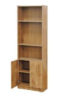 ספריה 5 מדפים דגם 612 רהיטי יראון - GARDENSALE