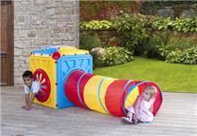 קוביית פעילות משחק לילדים  - GARDENSALE
