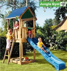 מתקן ילדים לחצר - CASTLE - GARDENSALE