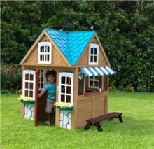 בית עץ לילדים נוף לים - GARDENSALE