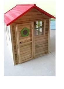 בית ילדים מעץ הצריף של תמרי הנגר - GARDENSALE