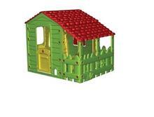 בית כייפי עם מרפסת מקורה - GARDENSALE