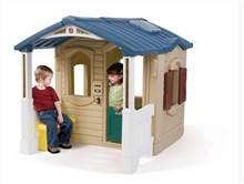 בית עם מרפסת חזית 7941 - GARDENSALE