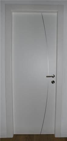 דלת פנים קשת ניקל