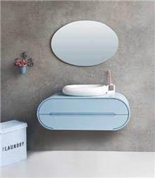 ארון אמבטיה תלוי דגם רטרו