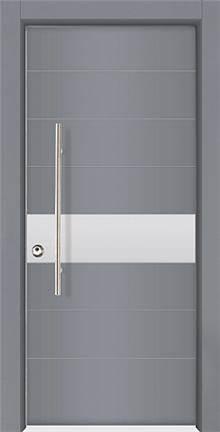 דלת שריונית 8004 - אינטרי-דור דלתות פנים וחוץ