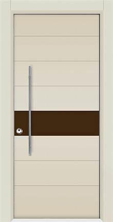 דלת מעוצבת שריונית 8004