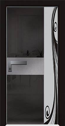 דלת שריונית 8007B-5 - אינטרי-דור דלתות פנים וחוץ