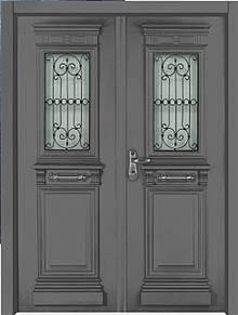 דלת שריונית 7010 - אינטרי-דור דלתות פנים וחוץ