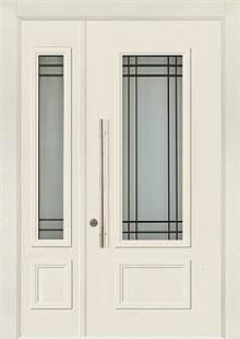 דלת שריונית 7020- סורג 10