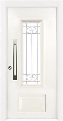 דלת שריונית 7020 - סורג 9