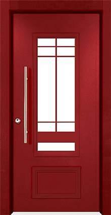 דלת שריונית 7020- סורג 15