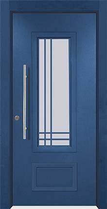דלת שריונית 7020- סורג 11