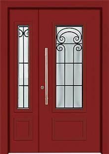 דלת שריונית 7024