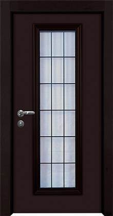 דלת שריונית 7050 -סורג 20