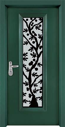 דלת שריונית 7050- סורג 13