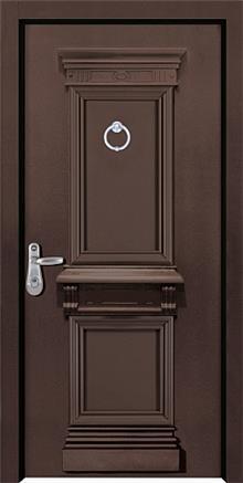 דלת שריונית 7059 - אינטרי-דור דלתות פנים וחוץ