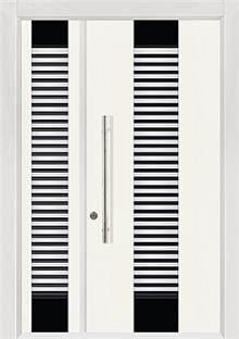 דלת שריונית 7070 - אינטרי-דור דלתות פנים וחוץ