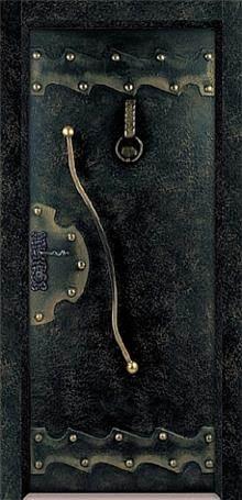 דלת שריונית 5011 - אינטרי-דור דלתות פנים וחוץ