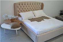 מיטה זוגית קפיטונז