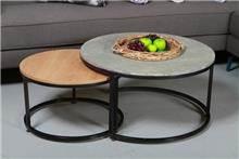 שולחן סלון 2 ב-1