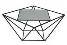 שולחן סלון גאומטרי